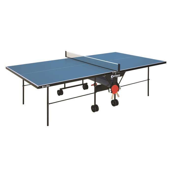 table de ping pong exterieur - achat / vente pas cher - cdiscount