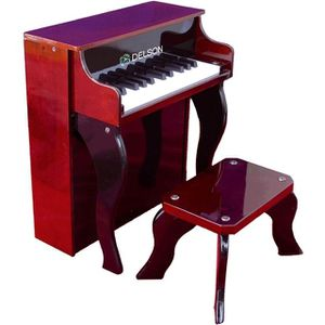 PIANO Piano droit enfant bois delson 25 touches
