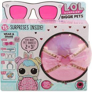 FIGURINE - PERSONNAGE L.O.L. Surprise! Poupée - Biggie Pets Lapin - Les