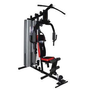 APPAREIL CHARGE GUIDÉE FYTTER Banc Multi Gym BE-H5R 5 points d'appui et c