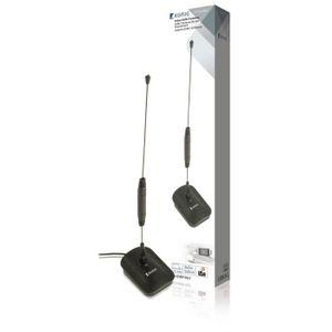 ANTENNE RATEAU Antenne DVB-T d'intérieur 5à 7dB