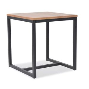 TABLE D'APPOINT Table d'appoint- guéridon style scandinave, platea