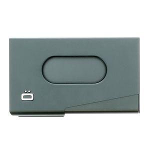 Gon One Touch En Aluminium Distributeur Carte De Visite 3YJJWO