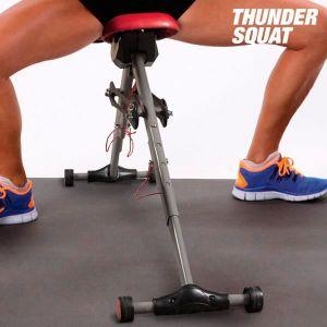 BANC DE MUSCULATION Appareil de musculation fitness chaise de squat ja