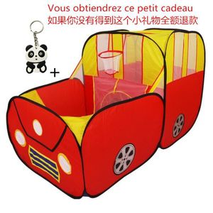 PISCINE À BALLES Car en forme de bébé Parc pour bébé Jouer Tente Po