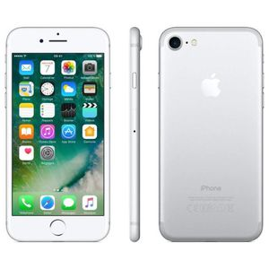 SMARTPHONE RECOND. APPLE iPhone 7 128Go Smartphone Argent-Recondition