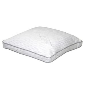 oreiller memoire de forme 60x60 achat vente oreiller memoire de forme 60x60 pas cher black. Black Bedroom Furniture Sets. Home Design Ideas