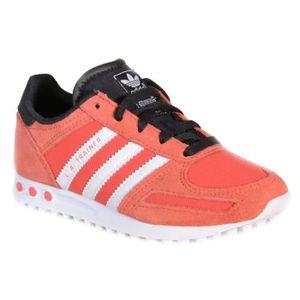 outlet store 1a829 6f855 CHAUSSURES MULTISPORT Adidas La Trainer Chaussures de Sport pour Garçon