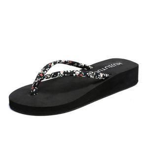 CHAUSSON - PANTOUFLE Tongs Pantoufles chaussons femme Sandales Imperméa