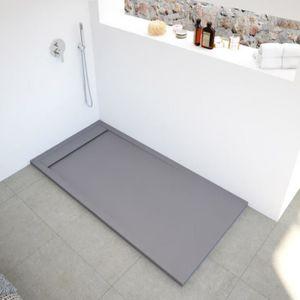 Receveur de douche extra plat 90x90 achat vente pas cher - Receveur de douche extra plat pas cher ...