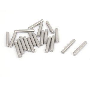 GOUPILLE 304 Goupille en acier inoxydable Pins éléments Fas