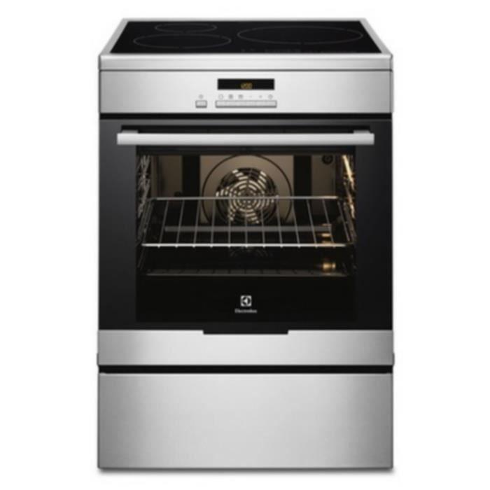 Cuisinière induction Largeur 60 cm 3 foyers Com… - Achat / Vente ...