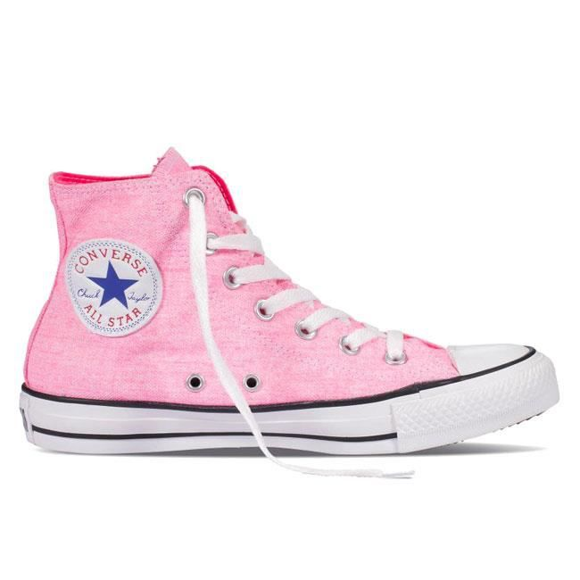 Converse Chuck Taylor All Star Neon Pink, Size:39