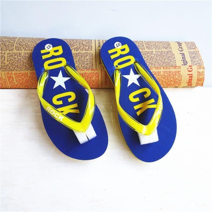 Chaussures femme sandales femmes plage nouvelle marque de luxe chaussure respirant sandales d'été 4ife38