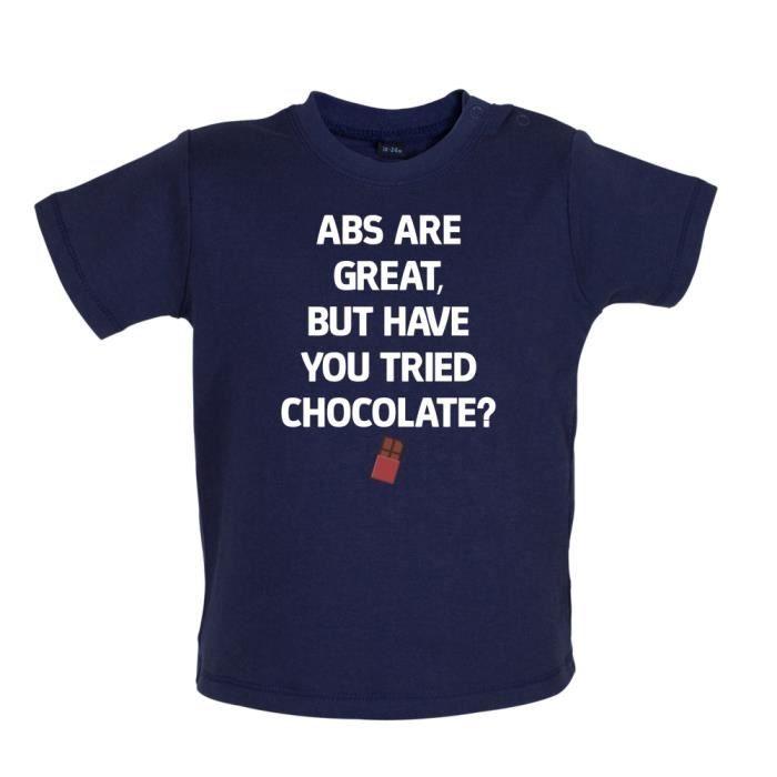 Dressdown - Abs Are Great, e - T-shirt bébé