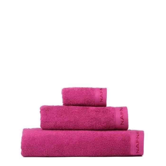 NAF NAF Lot de 1 drap de bain   1 serviette de toilette et 1 ...