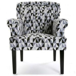 fauteuil design achat vente fauteuil design pas cher cdiscount. Black Bedroom Furniture Sets. Home Design Ideas