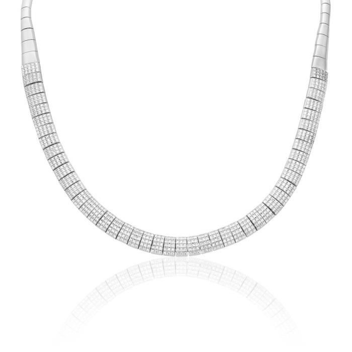 Collier CLEOR Argent 925-1000 Oxyde