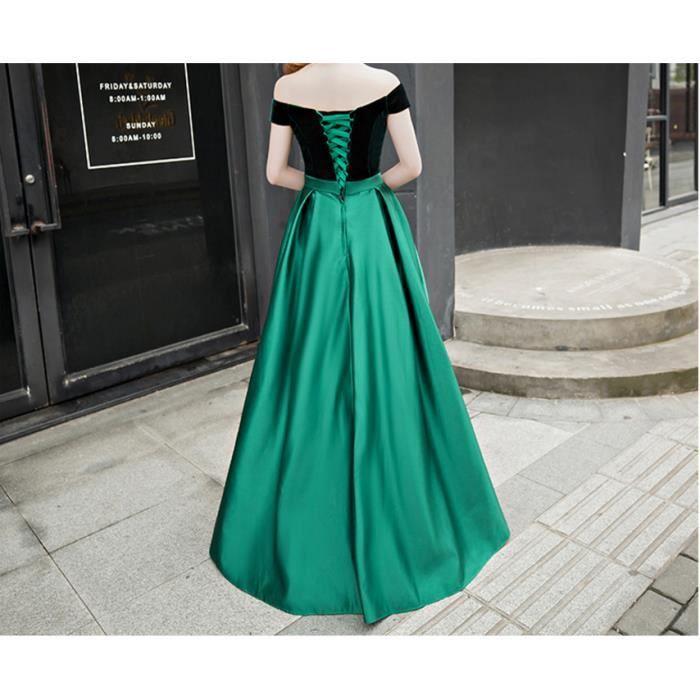 Robes de soirée de bal Robe de soirée Pageant formelle Robe de soirée longue Satin Plus Size Backless