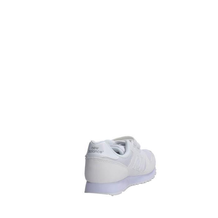 New Balance Sneakers Garçon Blanc, 35