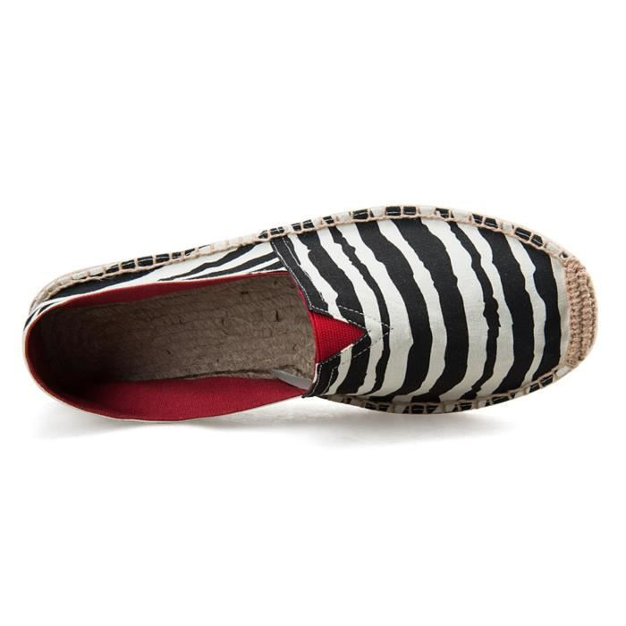 Comfort Walking Office Flat Loafer A0N70 Taille-42 NNXP1