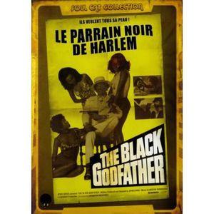 DVD FILM DVD Le parrain noir de harlem