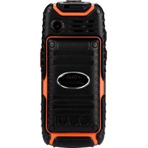 Téléphone portable Téléphone mobile étanche Caméra Téléphone mobile l