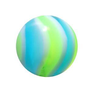 ANNEAU DE PIERCING Boule Piercing Acrylique Bonbon Bleu - Vert VotreP
