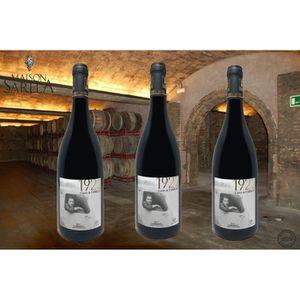 VIN ROUGE 3 Bouteilles Vin rouge Cuvée de Famille Corbières
