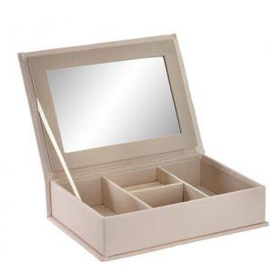 9aa7af2142b Boite a bijoux avec miroir - Achat   Vente pas cher