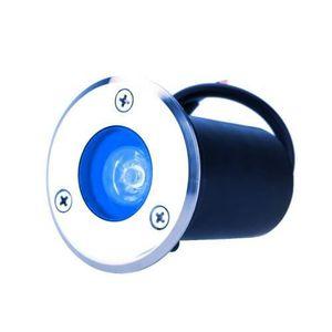 spot led encastrable bleu achat vente pas cher. Black Bedroom Furniture Sets. Home Design Ideas