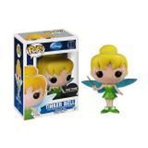 FIGURINE - PERSONNAGE Figurine Disney - Peter Pan Fée Clochette Exclu Ho