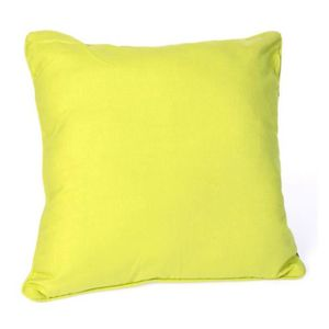 COUSSIN COUSSIN CARRE 45X45CM Vert anis