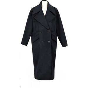 Manteau femme coupe oversize
