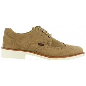 DERBY Chaussures pour Homme XTI 33538 ANTELINA TAUPE