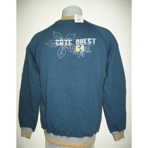 SWEATSHIRT Sweat shirt / pull bleu Taille S marque 64 rugby /