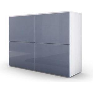 commode blanc achat vente commode blanc pas cher. Black Bedroom Furniture Sets. Home Design Ideas