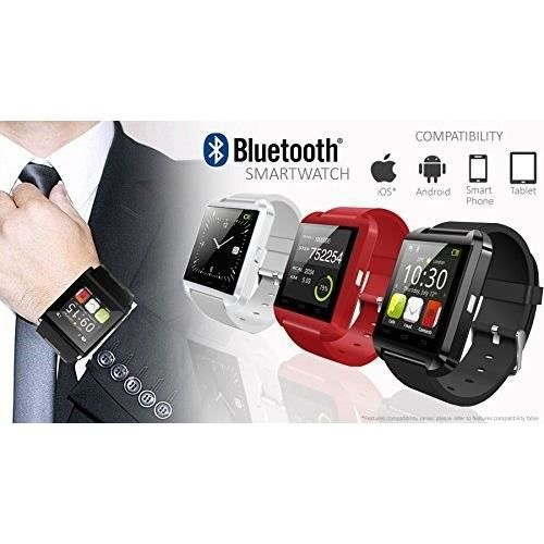 31aed695a CIYOYO U8Plus Bluetooth Smart Watch Wrist Wrap Watch Phone for IOS Apple  iphone 4 4S 5 5C 5S Android Samsung S2 S3 S4 S5 Note 2 Note