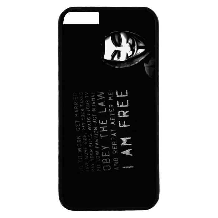 coque iphone 6 law