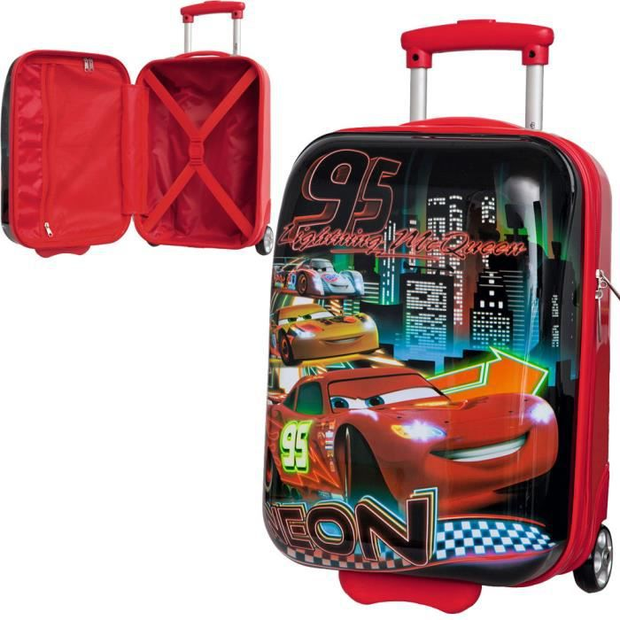 valise cars carrefour