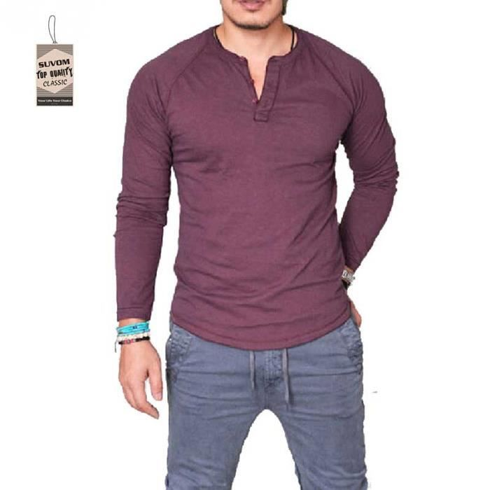 suvom-homme-chemise-slim-a-manches-longues-col-bou.jpg e632d5cb7a8