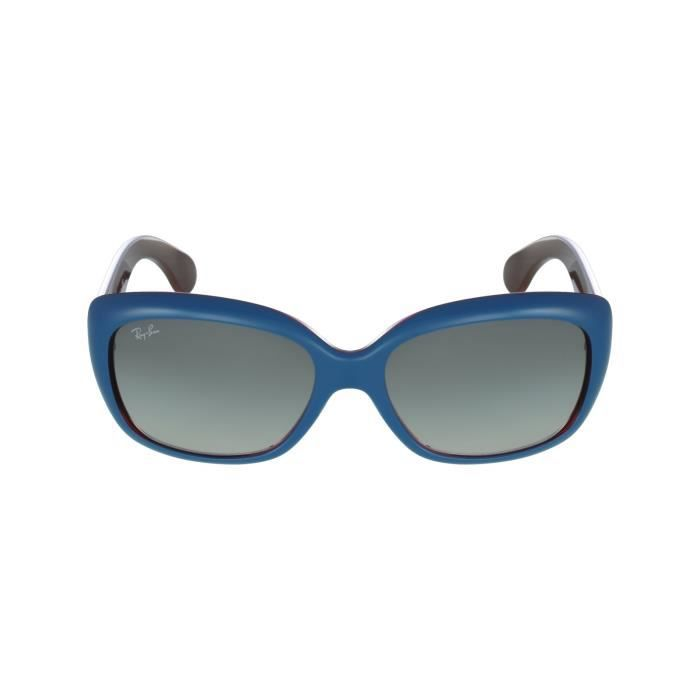 Lunettes de soleil Ray Ban RB4101 JACKIE OHH-6133-11 Bleu - Bordeaux ... 90f416596c4e