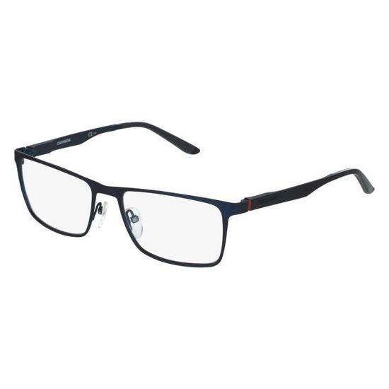 Lunettes de vue Carrera CA8811 -5R1 Bleu foncé Bleu - Achat   Vente lunettes  de vue Lunettes de vue Carrera CA8... Homme - Cdiscoun fe3c452456ec