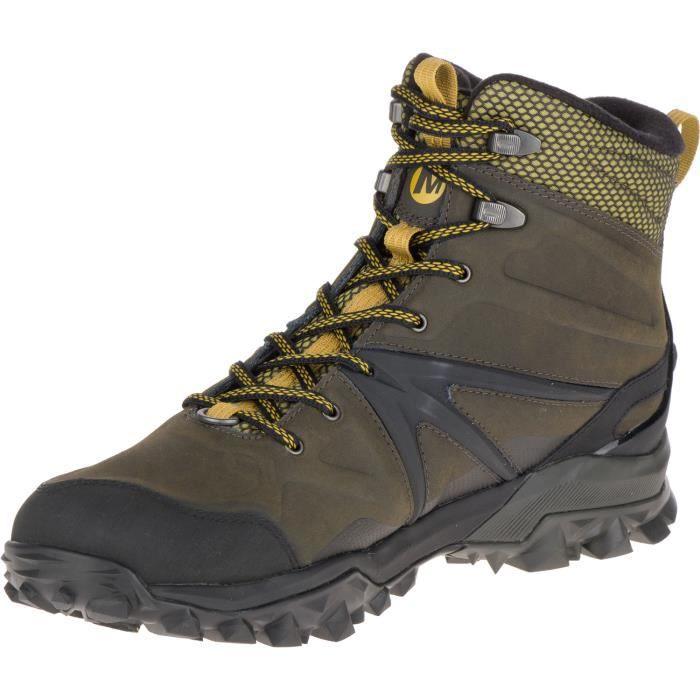 Mid WTPF Capra Boots Walking Plus Merrell Ice Glacial n7pwHqqI