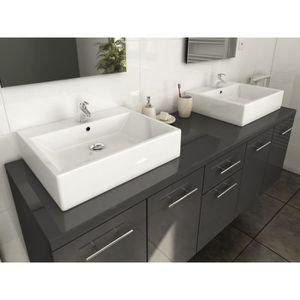 ensemble meuble salle de bain achat vente ensemble. Black Bedroom Furniture Sets. Home Design Ideas