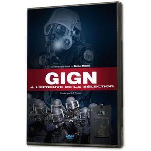 DVD DOCUMENTAIRE DVD GIGN à l'épreuve de la sélèction