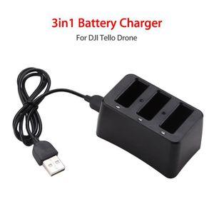 DRONE TELLO Tello drone chargeur de batterie au lithium