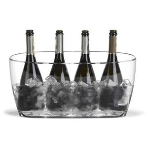 SEAU - RAFRAICHISSEUR  Seau/vasque à champagne Jéroboam