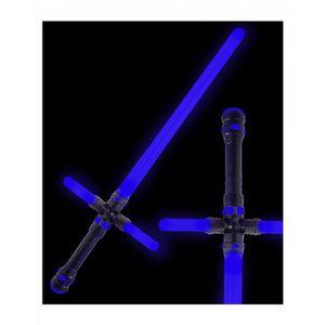 BÂTON - ÉPÉE - BAGUETTE LED sabre laser bleu 87cm