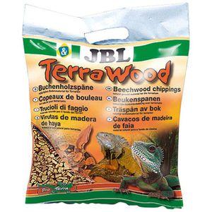 DÉCO VÉGÉTALE - RACINE JBL Copeaux de hêtre Terrawood - Pour reptiles - 2